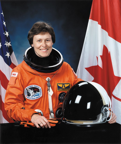 Dr. Roberta Bondar Astronaut